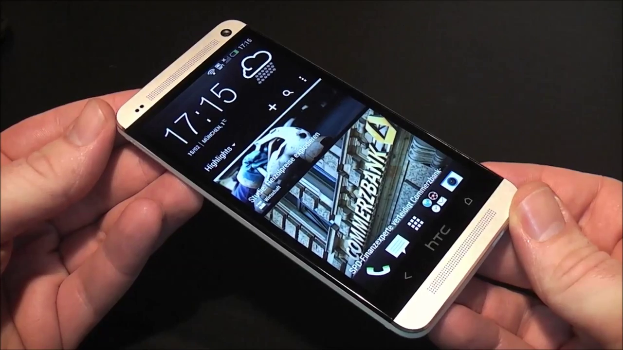 HTC-ONE m7
