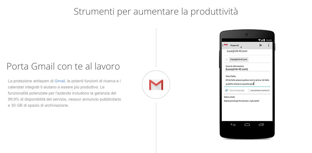 Quali strumenti di Google usare per il business