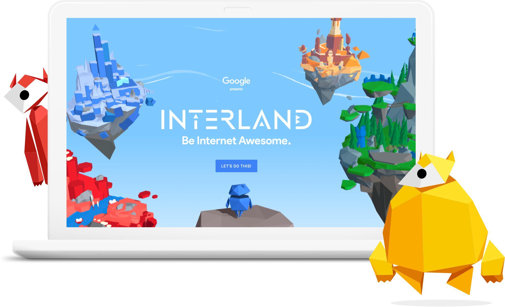 Be Internet Awesome: Google per l'educazione digitale